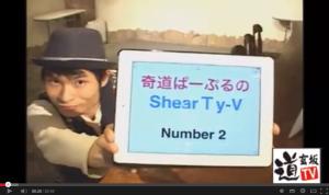 奇道ぱーぷるのShear_Ty-V__02_-_YouTube